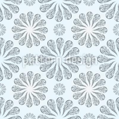Organia Floral Vector Design