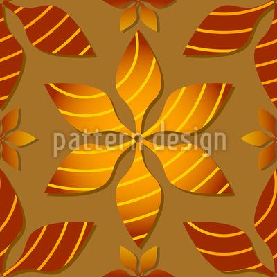 Blütenkelchblatt Vektor Design