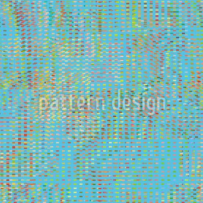 Cool Pixel Vision Vector Ornament