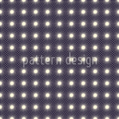 The Victory Of Stars Pattern Design