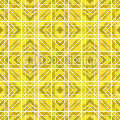 The Geometry Of The Sun God Seamless Vector Pattern Design