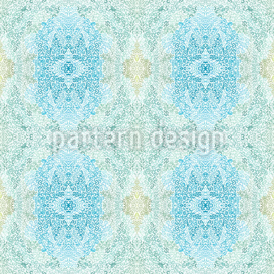Tenderness Of Winterdress Vector Ornament
