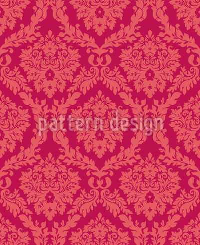 Scarlett Royal Repeating Pattern