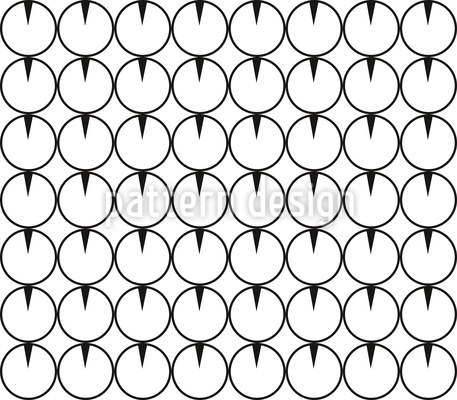 Pailletten Nahtloses Vektor Muster