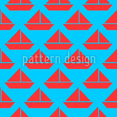 Set Sail Pattern Design