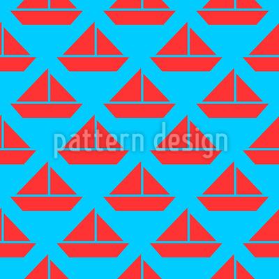 Setzt Die Segel Muster Design