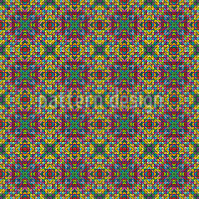 Pixel Gotik Musterdesign
