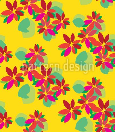 Flora Tropicale Vektor Design