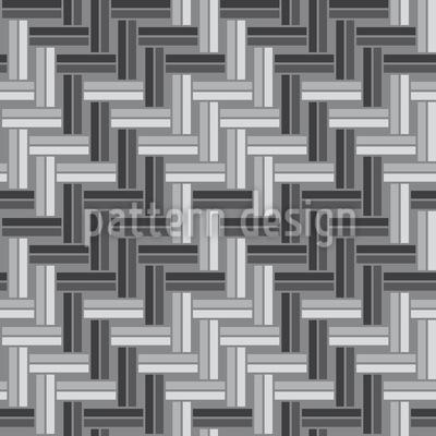 Pepita Stepwise Repeating Pattern