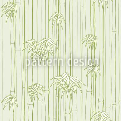 Bambuswald Designmuster