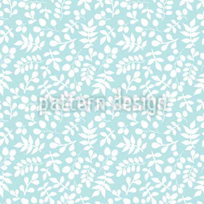 The Leaf Stories Of Winter Pattern Design