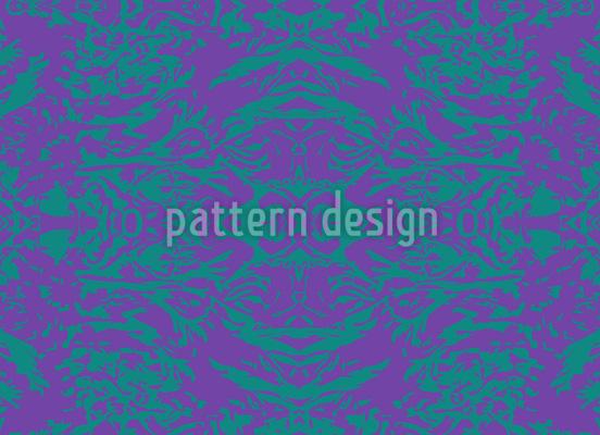 Pop Art Abstract Pattern Design