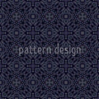 Hochsee Pixel Muster Design