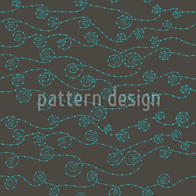 Ketten Wellen Vektor Design