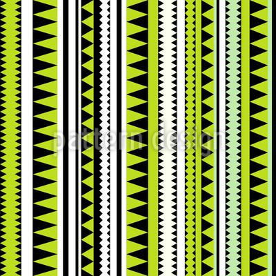Krokodil Streifen Designmuster