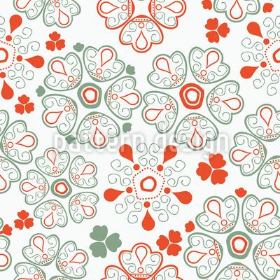 Blumen Des Glücks Vektor Design