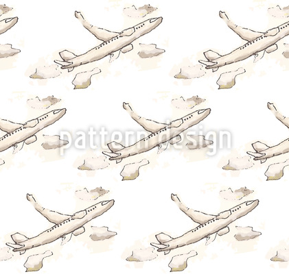 Free Flight Repeating Pattern