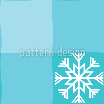 Winter Tartan Seamless Vector Pattern