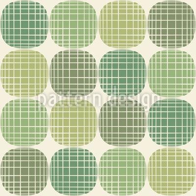 Retro Grid Seamless Pattern