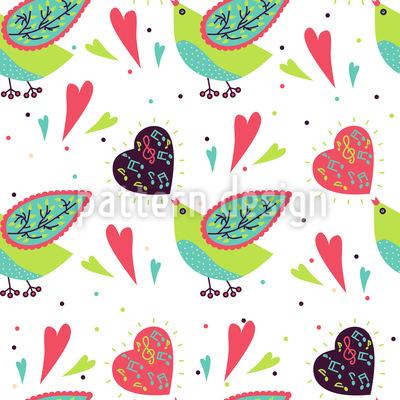 Vogelgesang Der Liebe Rapport