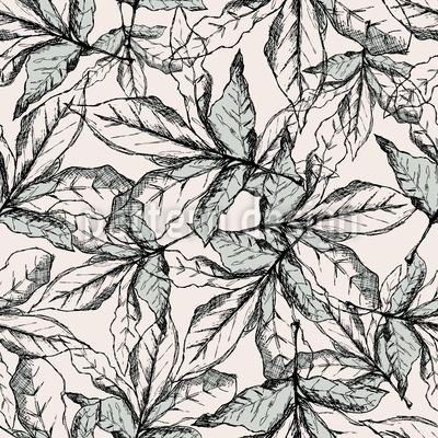 Falling Leaves Vector Design