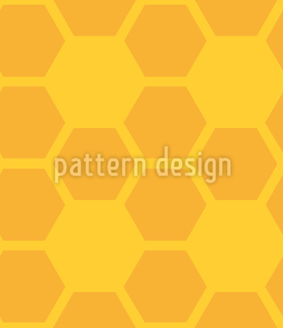 Simple Honeycomb Repeat Pattern