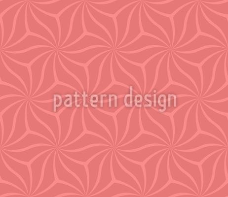 Star Nostalgia Seamless Vector Pattern Design