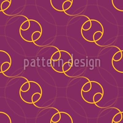 Sphären Kreise Vektor Ornament