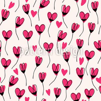 Herzchen Herzchen Vektor Ornament