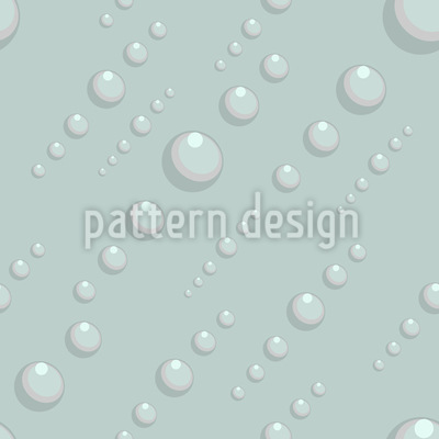 Wasser Tropfen Vektor Muster