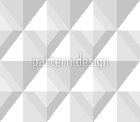 Diamanten Sammlung Rapportiertes Design