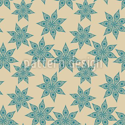 Sterne Über Sankt Petersburg Muster Design