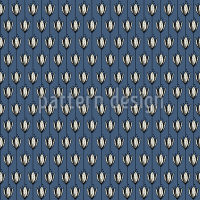 Tulip Noblesse Repeat Pattern