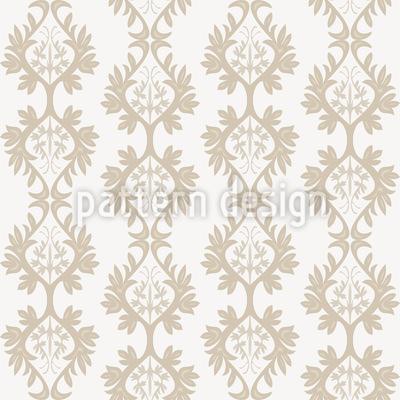 Splendeur baroque Motif Vectoriel Sans Couture
