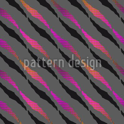 Zebra Walk Repeating Pattern