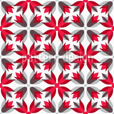 Weihnachtssterne Nahtloses Vektor Muster