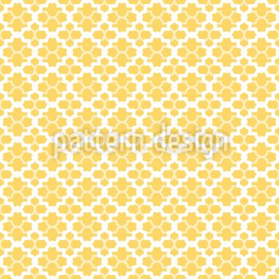 Quatrefoil Im Sommer Muster Design