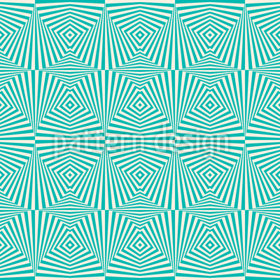 Cool Fan Dimension Vector Pattern