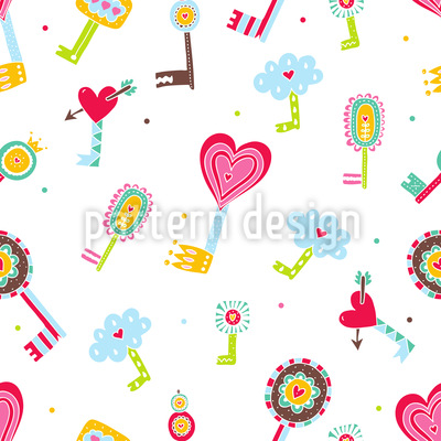 The Keys To The Childrens Hearts Design Pattern