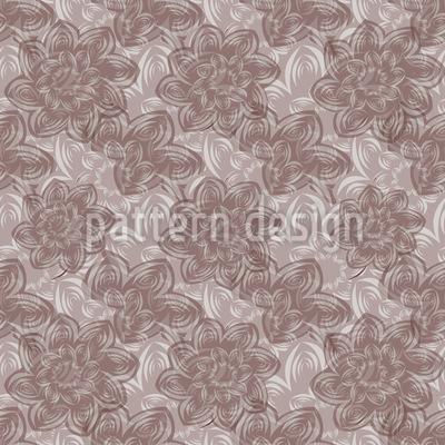 Silk Flowers Pattern Design