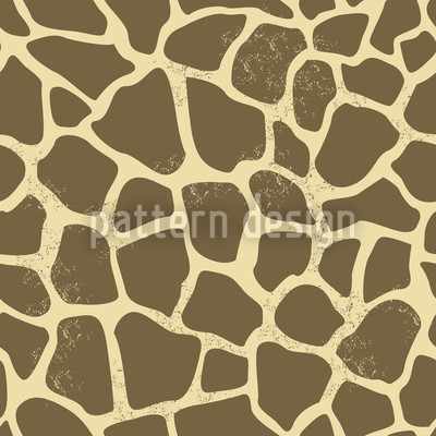 Giraffe Pattern Design
