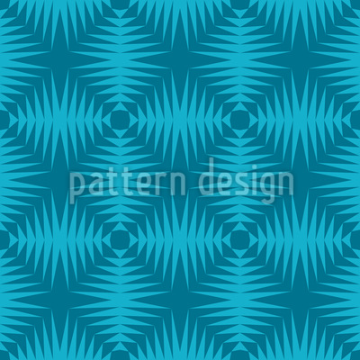 Check The Silhouette Seamless Vector Pattern