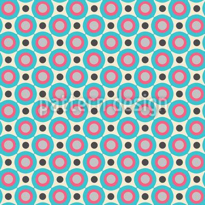 Retro Dots Design Pattern