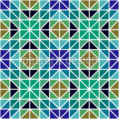 Geometric Parts Pattern Design