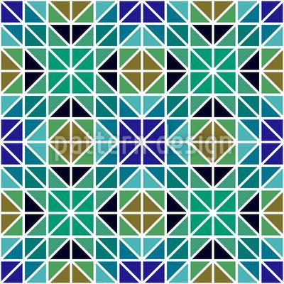 Geometrische Teile Musterdesign