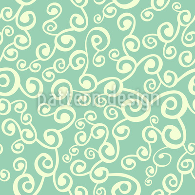 Ilvys Beautiful Curls Vector Design