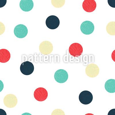 Dot Reef Seamless Vector Pattern Design