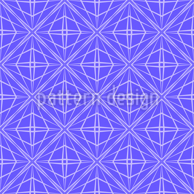 Gesponnene Achtecke Vektor Muster