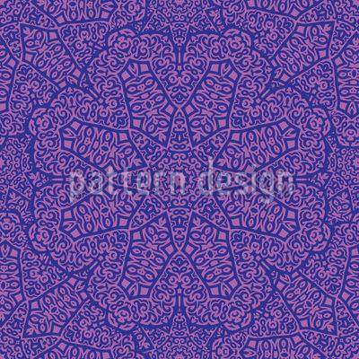 Mandala Melancholie Designmuster