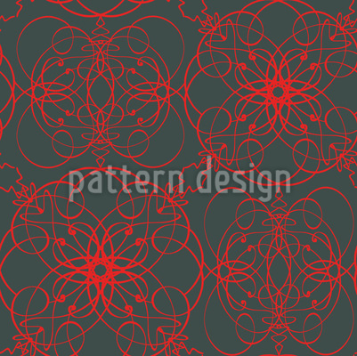 Floral Signs Pattern Design
